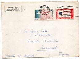 Enveloppe Etats-Unis 1961 - Vereinigte Staaten