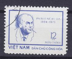 Vietnam 1974 Mi. 779    12 Xu Dichter Pablo Neruda - Vietnam