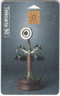 TC043 TÉLÉCARTE 50 - COLLECTION HISTORIQUE - TÉLÉPHONE DUCHATEL 1917 - N°14 - Télécartes