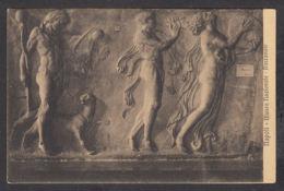 89308/ Bas-relief, *Baccanale*, Naples, Musée Archéologique - Sculptures