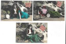 CARMEN - Lot De 6 Cartes Postales - Femmes Célèbres