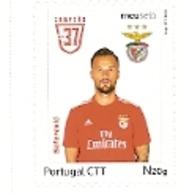 Portugal ** & Haris Seferović,  Benfica 37º Campeonato Nacional, 2018-2019 (7889) - Ongebruikt