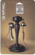 TC046 TÉLÉCARTE 50 - COLLECTION HISTORIQUE - TÉLÉPHONE MILDE 1911 - N°12 - Télécartes