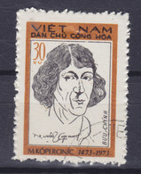 Vietnam 1973 Mi. 725    30 Xu Nikolaus Kopernikus, Astronom - Vietnam
