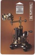 TC047 TÉLÉCARTE 50 - COLLECTION HISTORIQUE - TÉLÉPHONE ERICSSON 1885 - N°6 - Télécartes