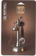 TC048 TÉLÉCARTE 50 - COLLECTION HISTORIQUE - TÉLÉPHONE AOIP 1920 - N°15 - Télécartes