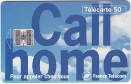 TC051 TÉLÉCARTE 120 - CALL HOME - POUR APPELER CHEZ VOUS - FRANCE TELECOM - Telecom Operators