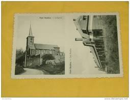 Petit  Rosière  -  L'Eglise -  Les Ecoles - Ramillies
