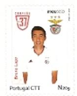 Portugal ** & Bruno Lage, Coach, Benfica 37th National Championship, 2018-2019 (7889) - Ongebruikt