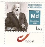 Portugal ** & International Year Of The Periodic Table, Dmitri Mendeleev 2019 (8423) - Ongebruikt