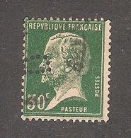 Perforé/perfin/lochung France No 174 D Durandeau Et Cie - Imprimerie Delmas - Perforés