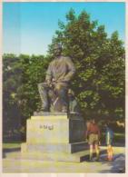 77-015 / SOFIA  IVAN VAZOV - MONUMENT  1975 - Bulgarie