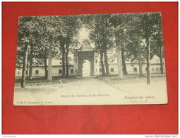 BOUCHOUT - BOECHOUT  -   Ingang Van Het Kasteel Van Moretus   -  1906 - Boechout