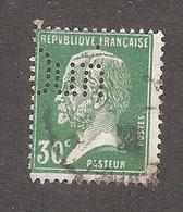 Perforé/perfin/lochung France No 174 Dun . R.G. Dun Et Cie - Perforés