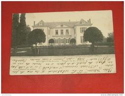 BOUCHOUT - BOECHOUT  -     Kasteel Van Moretus  -  1901 - Böchout