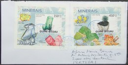 Guine-Bissau - Cover To Portugal Minerals Proof - Minerali