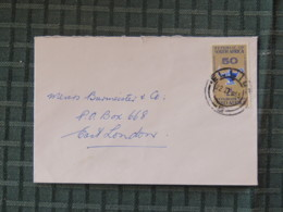South Africa 1965 Cover Local To East London - Nurse Lamp - Libretti