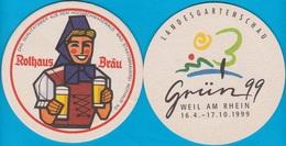 Badische Staatsbrauerei Rothaus Grafenhausen ( Bd 2594) - Sotto-boccale