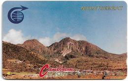 Montserrat - Mountain - 20$ - 3CMTB - 1991, 25.500ex, Used - Montserrat