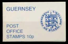 GUERNSEY MARKENHEFTCHEN Nr VP-WZ1 Postfrisch MH S00C586 - Guernsey