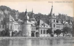 DINANT - L'Hôtel De Ville Et La Poste - Dinant