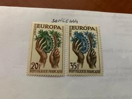 France Europa 1957  Mnh - 1957