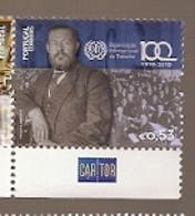 Portugal  ** & 100 Years Of The International Labor Organization 2019 (8461) - Ongebruikt