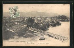 AK Tong-Hing, Le Pont Et Rive Droite - Vietnam