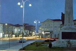 Montebelluna - Treviso - Piazza Garibaldi - Notturno - Formato Grande Non Viaggiata – E 13 - Treviso