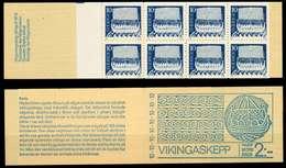 SCHWEDEN Nr MH 800y Postfrisch S022826 - Carnets