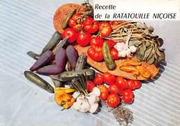 "09469 ""RECETTE DE LA RATATOUILLE NICOISE - EMILIE BERNARD""  RICETTA N° 4.  CART NON SPED - Ricette Di Cucina"