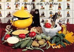 "09473 ""RECETTE LA SOUPE AU PISTOU - EMILIE BERNARD""  RICETTA N° 22.  CART NON SPED - Ricette Di Cucina"