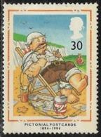 GB SG1817 1994 Centenary Of Picture Postcards 30p Good/fine Used [36/30513/25D] - 1952-.... (Elizabeth II)