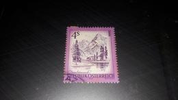Austria 1973 Paesaggi - 1945-.... 2a Repubblica