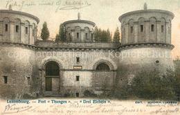 43341042 Luxembourg_Luxemburg Fort Thungen Drei Echeln Luxembourg Luxemburg - Unclassified