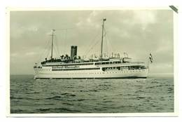 Statek Ship Motorschnellschift Preussen Ok 1930 R - Barche