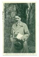 Adolf Hitler Im Kurhaus Am Urwald Am 13 Mai 1931 R - Oorlog 1939-45