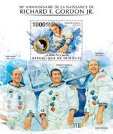 Djibouti   2019 Richard F. Gordon Jr, Astronaut ,space S201907 - Djibouti (1977-...)