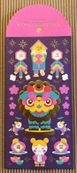 CC Chinese New Year 'CRABTREE & EVELYN' 1/4 CHINOIS Perfume Cards CNY 2019 - Modern (from 1961)