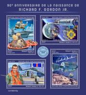Central Africa   2019  Richard F. Gordon Jr, Astronaut ,space   S201907 - Central African Republic