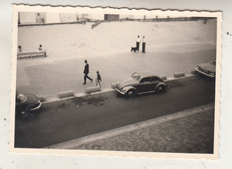 Old Timers - Côte - Kust - Photo 7 X 10 Cm - Automobiles