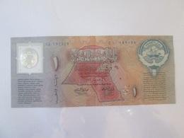 Kuwait 1 Dinar 1993 Commemorative Banknote - Koeweit