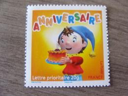 Timbre Pour Anniversaires - Oui-Oui - N° 4183 - Année 2008 - Neuf** - France
