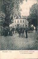 ! Alte Ansichtskarte Arnstadt In Thüringen, Gesellschaftshaus Concordia, Reserve Lazarett - Arnstadt