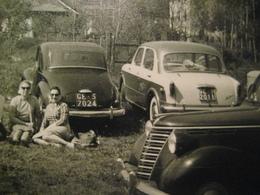 DA VEDERE 3 SCAN A VOIR AUTO EPOCA OLD CAR VOITURE - RONCO 1959 ANIMATA - Automobili