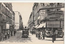 PARIS  1er - La Rue De Passy - District 01