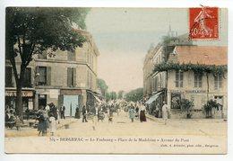 Bergerac Le Faubourg Place De La Madeleine - Bergerac