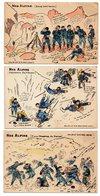 Nos Alpins Lot De 3 Cartes Postales ( Chasseurs Alpins ) - 1900-1949