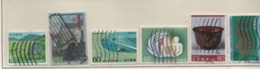 Japan 1985 Siehe Bild/Beschreibung 6 Marken Gestempelt; Used - 1926-89 Imperatore Hirohito (Periodo Showa)