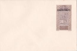 Entier  Postal Stationery - Afrique Occidentale Française - Haute Volta - Enveloppe Petit Format - Unused Stamps